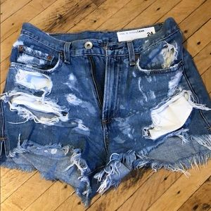 Rag and bone justine shorts